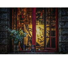 Window of a Painter Photographic Print