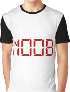 Noob Digital Graphic T-Shirt