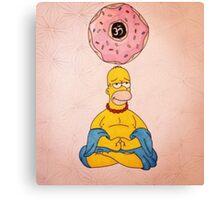 Bouda Homer Canvas Print