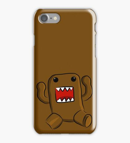Domo Kun iPhone Case/Skin