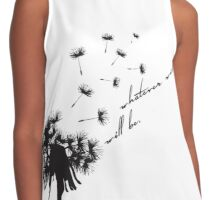 Whatever Will Be Contrast Tank
