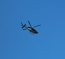 Life Flight In The Air by Keala