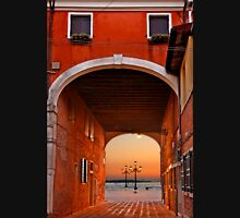 Sunset in Castello - Venice Unisex T-Shirt