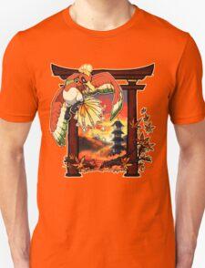 Heart Gold Unisex T-Shirt