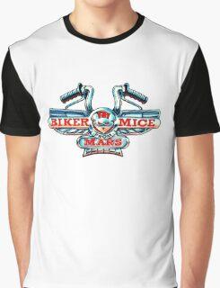 Biker mice from Mars Graphic T-Shirt