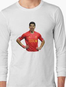 Hannibal Suarez Long Sleeve T-Shirt