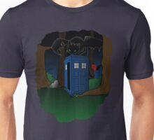Toothless and The Tardis Unisex T-Shirt