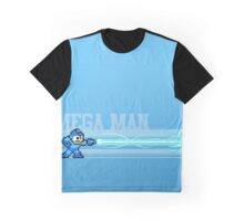 Megaman - Beam Graphic T-Shirt