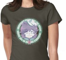 [shirt] miserable expanse of the ocean Womens Fitted T-Shirt