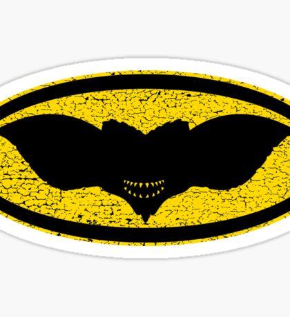 Gotham Gremlin (distressed) Sticker