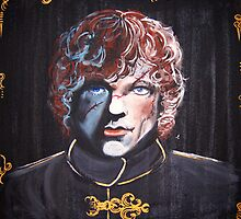 Tyrion The Mighty by Sacha  Whitehead
