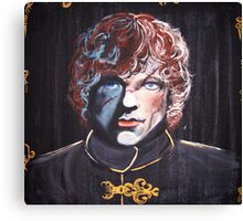 Tyrion The Mighty Canvas Print