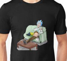 rick sleep morty Unisex T-Shirt