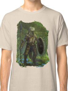 Argonian Warrior Classic T-Shirt