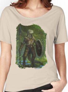 Argonian Warrior Women's Relaxed Fit T-Shirt