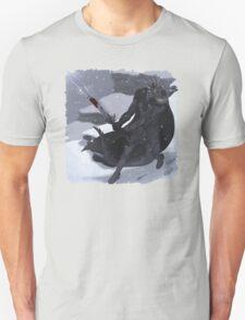 Argonian In Mountians T-Shirt
