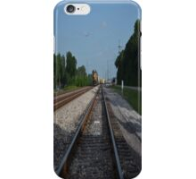 Trax iPhone Case/Skin