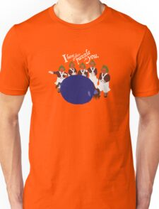 Big Blueberry Unisex T-Shirt