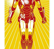 Iron Man by Synchronicity Media