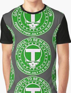 Boston Pride Graphic T-Shirt