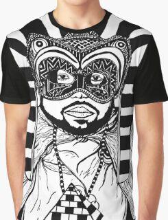 Bambaataa Graphic T-Shirt