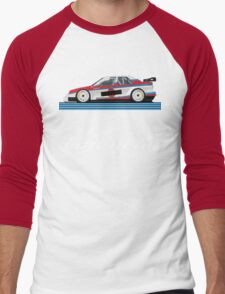 Alfa Romeo 155 V6 TI Men's Baseball ¾ T-Shirt