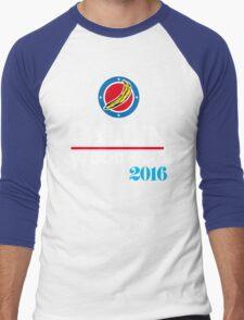 Bananarama For President Men's Baseball ¾ T-Shirt