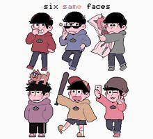 same face? same face Unisex T-Shirt
