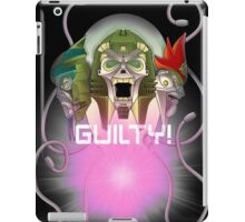 TF - Quintesson (with quote) iPad Case/Skin