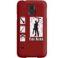 The King - Light Samsung Galaxy Case/Skin