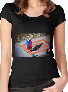 Beasts Of Burden Women's Fitted Scoop T-Shirt
