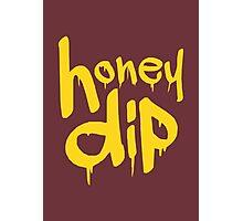 honey dip Photographic Print