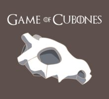 Game Of Cubones Baby Tee