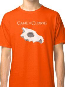 Game Of Cubones Classic T-Shirt