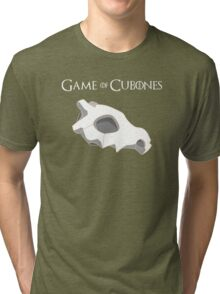 Game Of Cubones Tri-blend T-Shirt