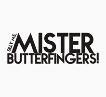 Bo Dallas - Mr. Butterfingers by fandangno