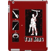 The King - Dark iPad Case/Skin