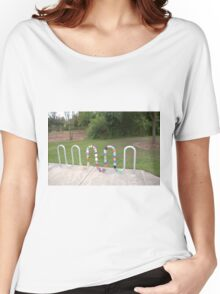 Knitted Worm Women's Relaxed Fit T-Shirt