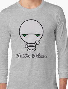 Hello Hiker Long Sleeve T-Shirt