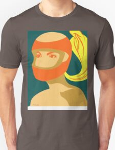 RACER GIRL Unisex T-Shirt