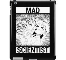Nichijou Mad Scientist iPad Case/Skin