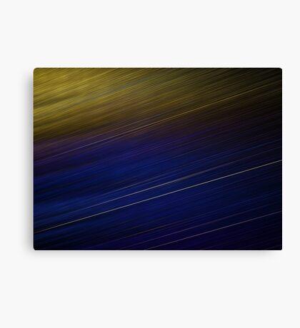 Star Speed Canvas Print