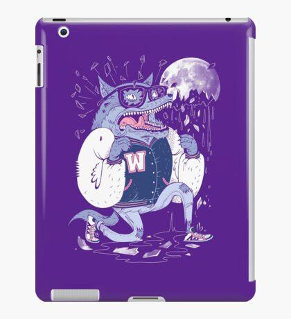 I Broke the Moon iPad Case/Skin