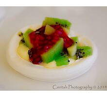 Mini Pav Photographic Print