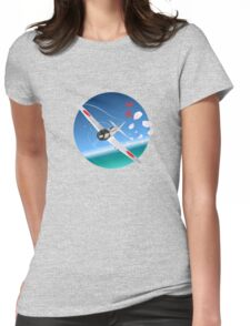 Spirit wind Womens Fitted T-Shirt