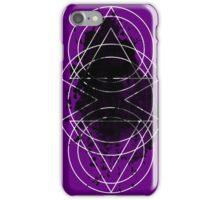 Geo Sneeze iPhone Case/Skin