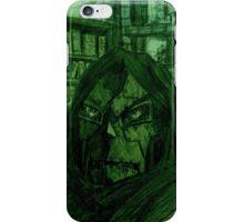 Verdant Doom iPhone Case/Skin