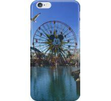 California Adventures: Paradise Pier  iPhone Case/Skin