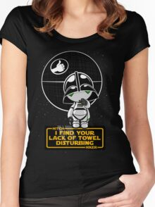A Powerful Ally Women's Fitted Scoop T-Shirt