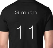 Matt Smith 11th Doctor Jersey Unisex T-Shirt